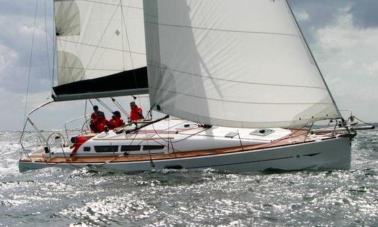 Sun Odyssey 42i Cruising Monohull Charter In Zvolen