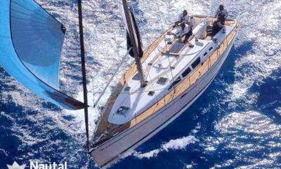 Sun Odyssey 43 Cruising Monohull Charter In Zvolen