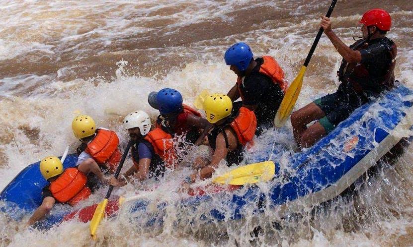 Raft Trips in Nairobi