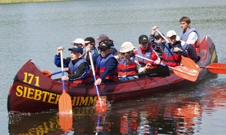 Canadian Ontario Canoe Rental in Mirow