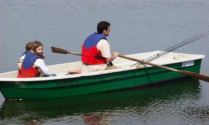 Fishing Boat Rental in Mirow