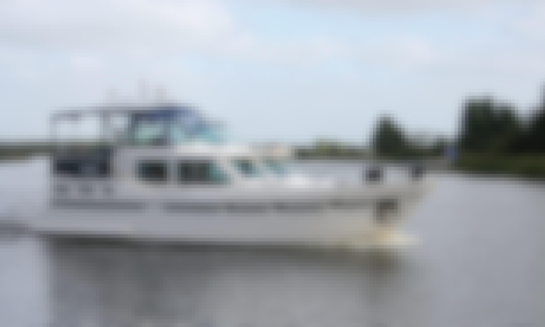 43' Stabila 1320 Motor Yacht Charter in Drachten - Friesland, Netherlands