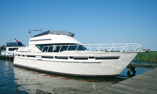 46' Super Nova 1400 Motor Yacht Charter In Ijlst, Netherlands