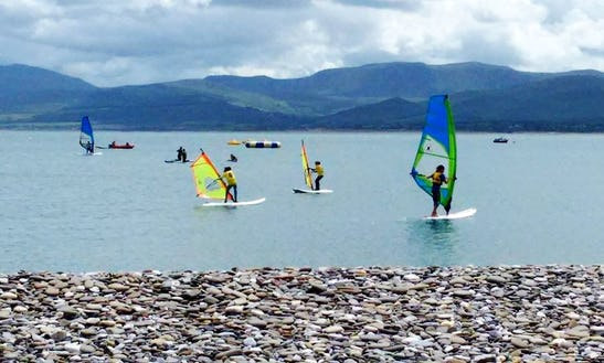 Windsurfing Lessons In County Kerry