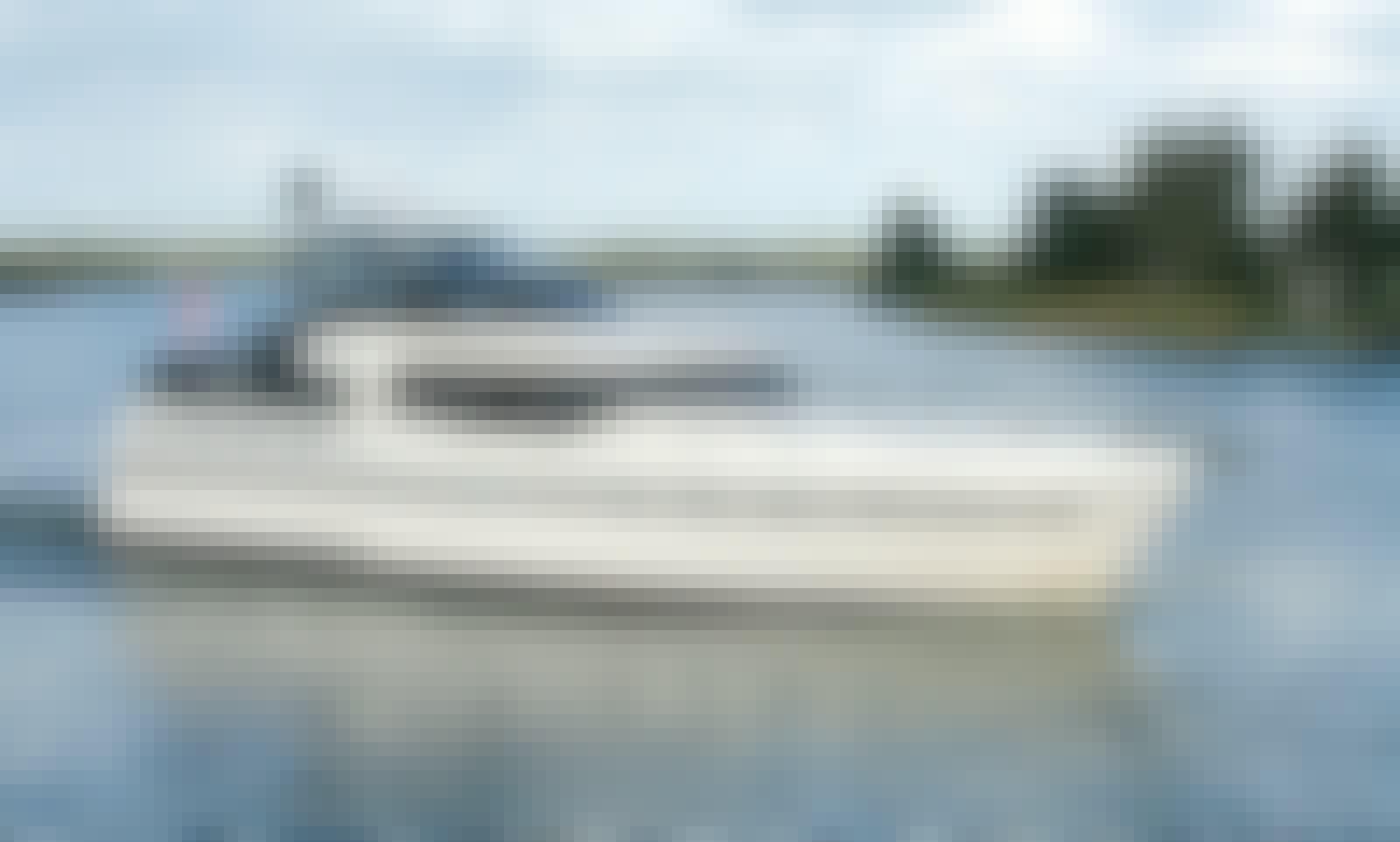 44' Tyvano 1340 Motor Yacht Charter in Drachten - Friesland, Netherlands