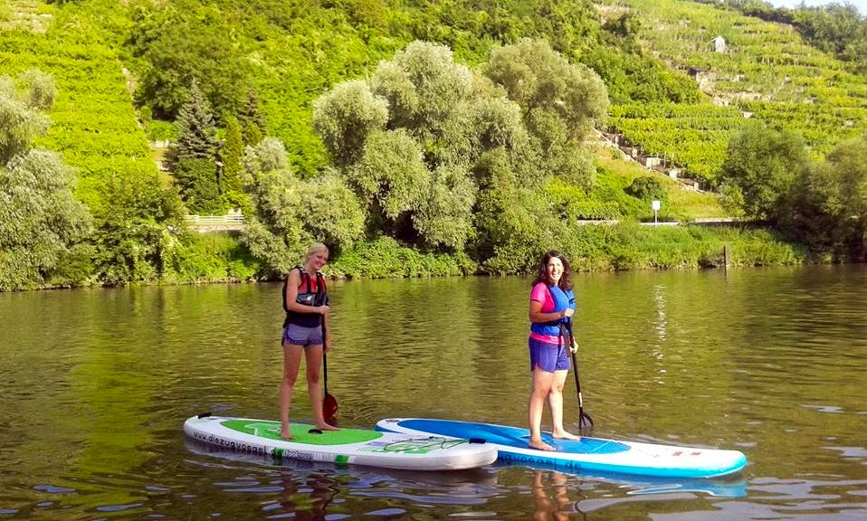 Stand up Paddling Course  in Walheim