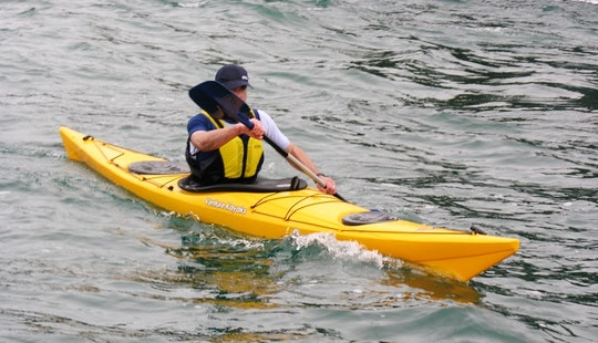 Experience The Joy Of Kayaking In England, United Kingdom