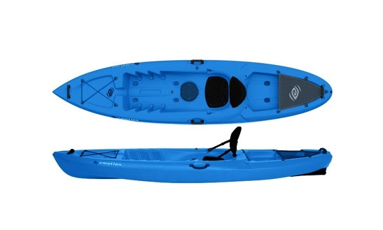 11' Emotion Temptation Kayak Rental In Tahoe City