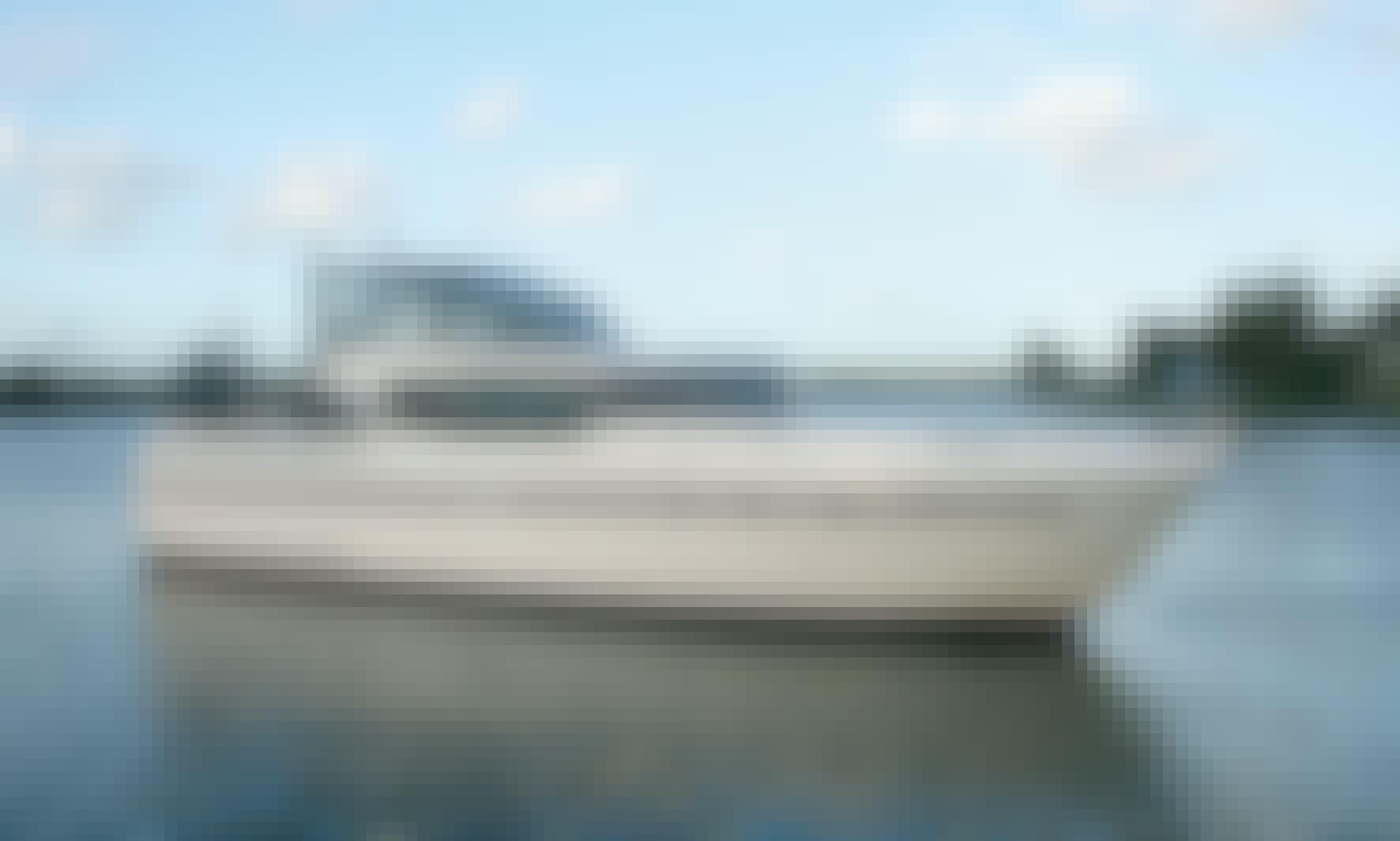 48' Tyvano 1450 Motor Yacht Charter in Drachten - Friesland, Netherlands
