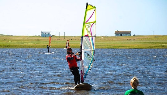 Windsurfing Courses In Scotland