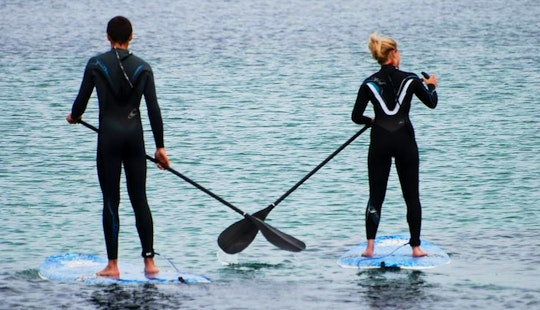 Stand Up Paddleboard Hire And Lessons In Scotland