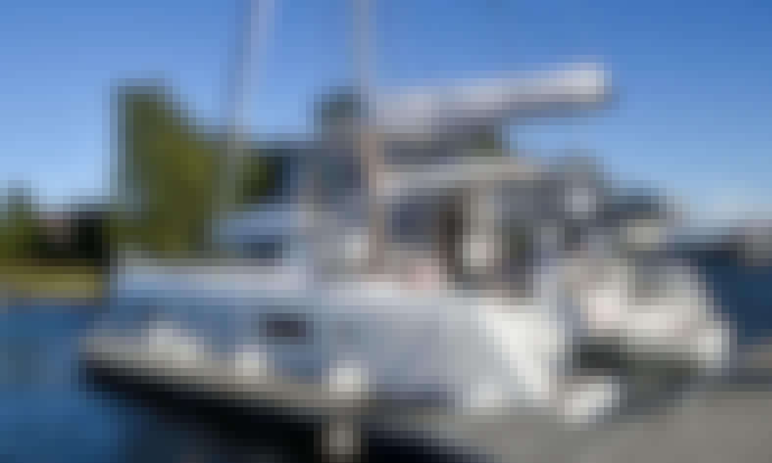 """Charter Lagoon """"42 s/y Balance III"""" Cruising Catamaran rental in Helsinki, Finland"""