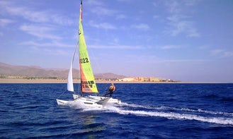 Enjoy Hobie Cat Rental and Lessons in South Sinai Governorate, Egypt