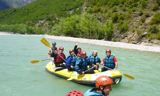 Rafting Trips On River Arachthos, Ioannina