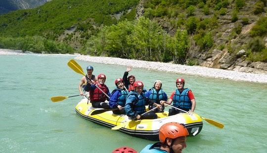 Rafting Trips On River Arachthos, Ioannina