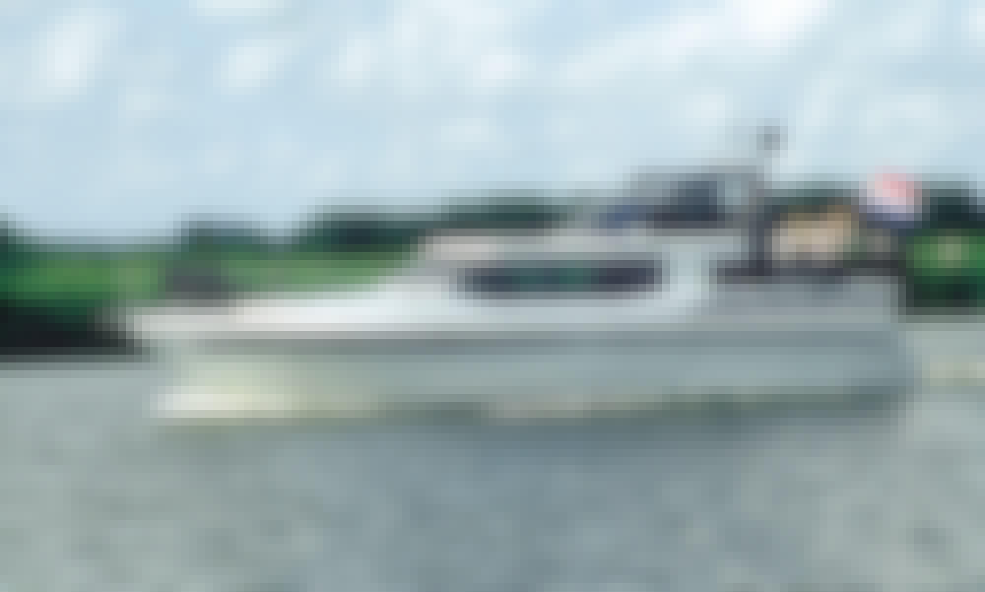 45' Vri-Jon Contessa 1370 Motor Yacht Charter De Drait, Netherlands