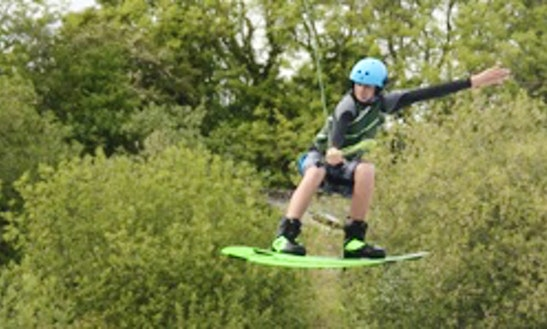 Wakeboarding In Kempsford