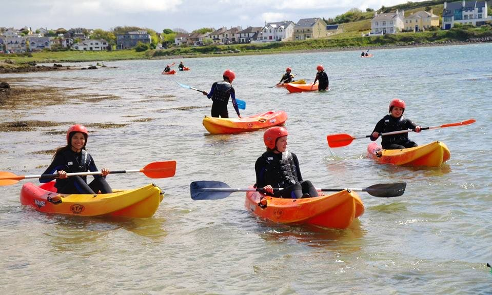 Kayak Rental and Lessons in County Galway