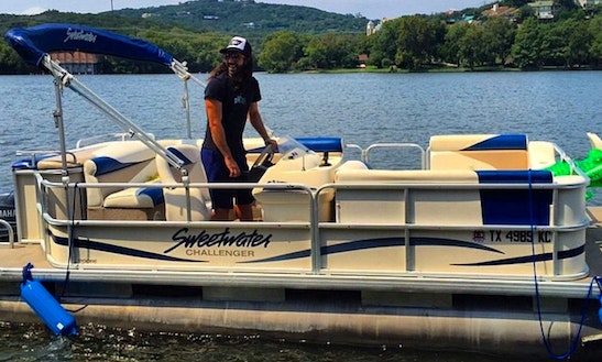 20' Sweetwater Challenger Pontoon In Austin Texas, United States