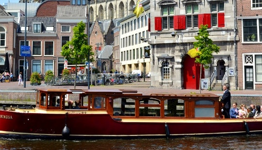 The Saloon Boat Tours In Haarlem