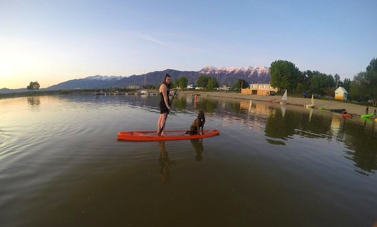 Paddleboard Rental In Vineyard, Utah