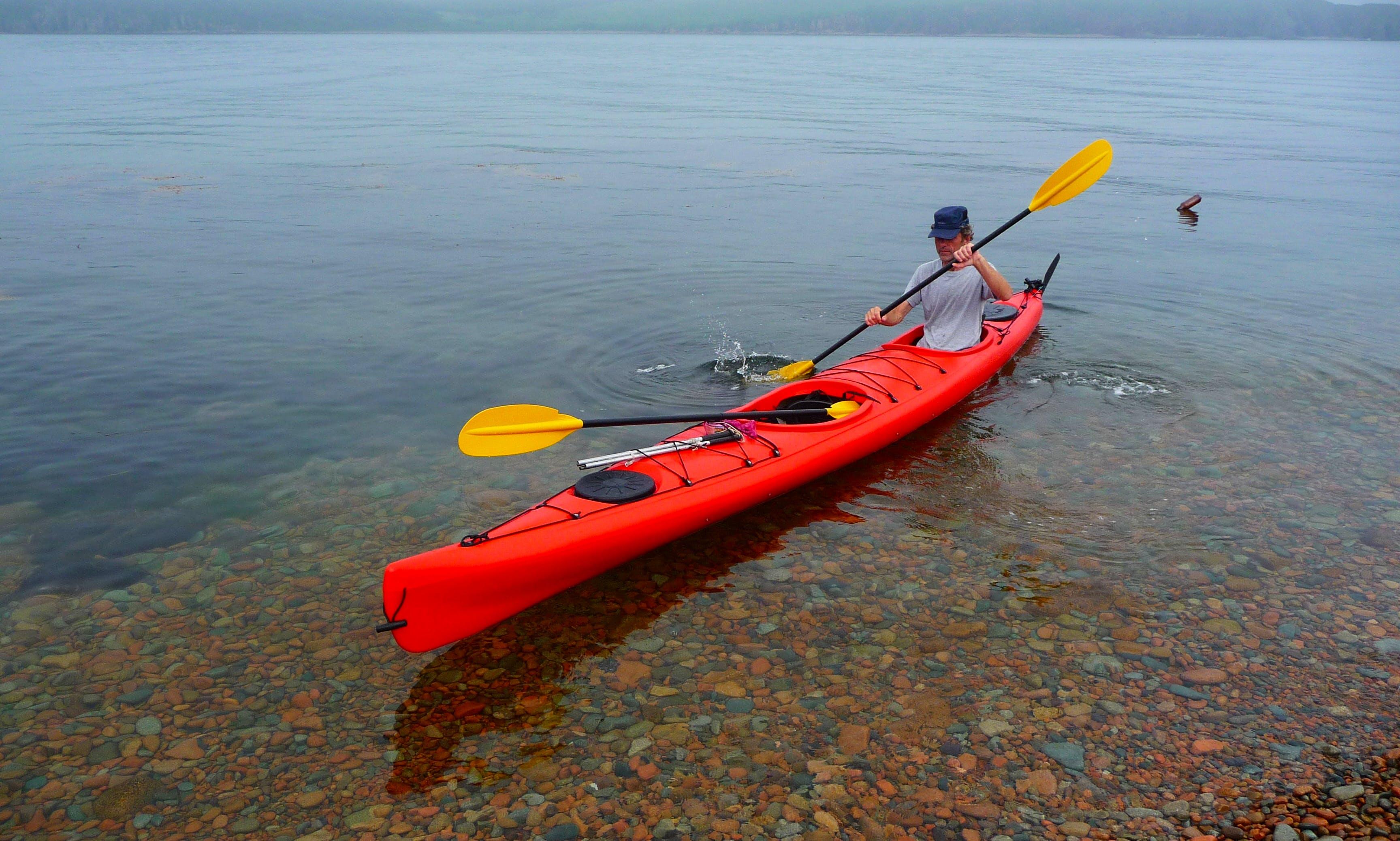 Kayak Rental in Vladivostok