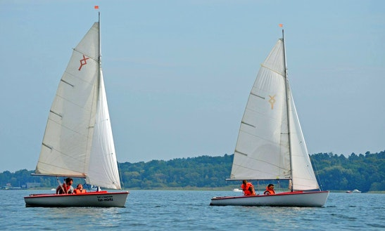 Sailing Dinghy Rental And Lessons In Waren (müritz)