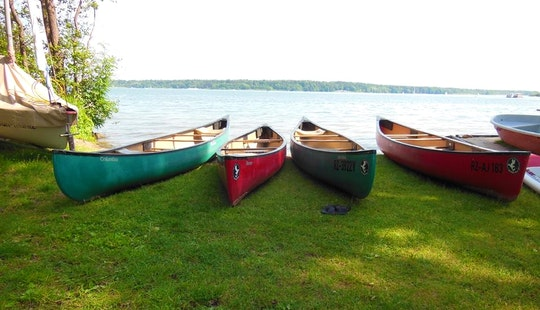 Canoe Rental And Tours In Waren (müritz)