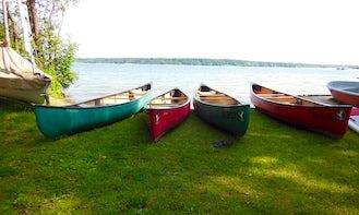 Canoe Rental and Tours in Waren (Müritz)