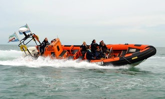 Discover the White Cliffs & Beyond Aboard our Dover Explorer RIB!