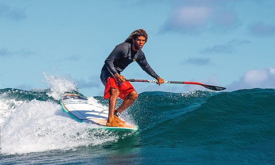 Stand Up Paddleboard Rental And Courses In Tarifa