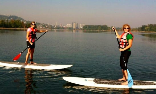 Paddleboard Lesson And Hire In Canton Beach
