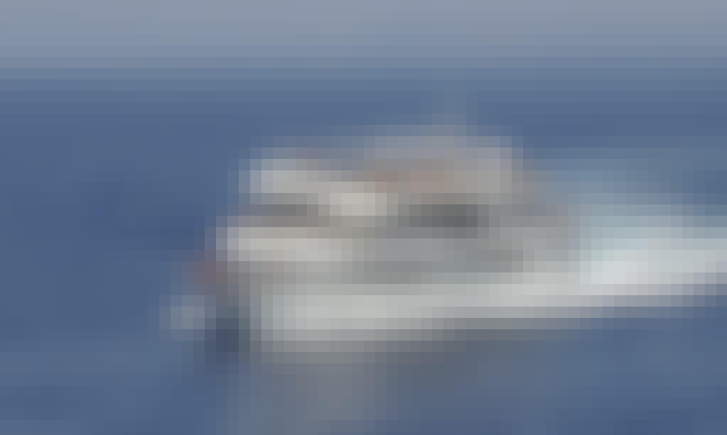 """""""Ikaros Palace"""" Cruising in Nidri, Greece"""