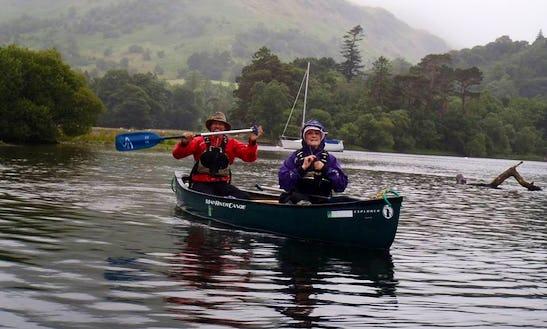 Canoe Tours In Watermillock