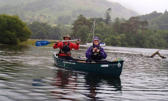 Canoe Tours In Watermillock