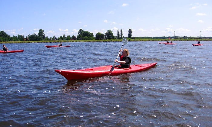 Kayak Hire in Midwolda