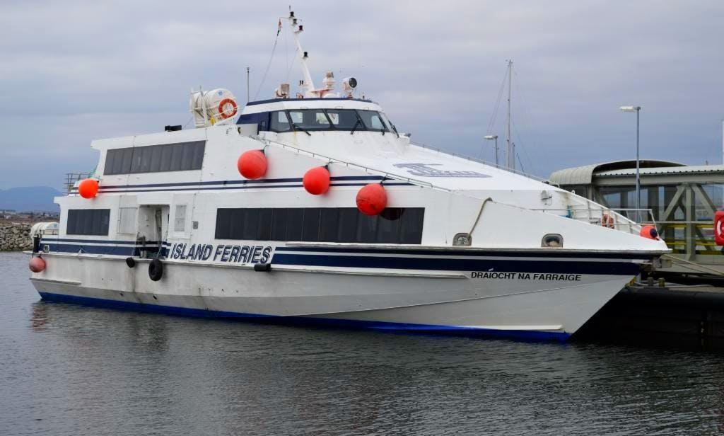 """""""Queen of the Sea"""" Cruising in Galway"""