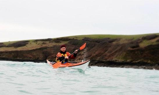 Advanced Sea Kayak Tours In England