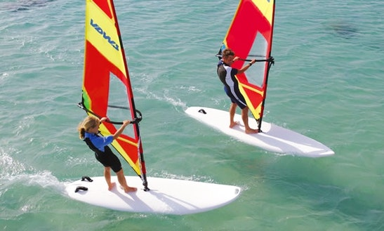 Enjoy Windsurf Hire & Lessons In Plau Am See, Mecklenburg-vorpommern