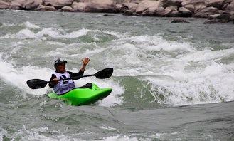 Kayak Trips in Pokhara