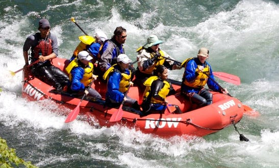 Rafting Tours In Comox-strathcona J