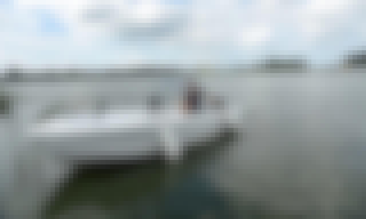 15ft Pioneer Boat Rental in Berlin, Germany