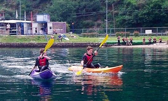 Single Kayak Rental In Malcesine
