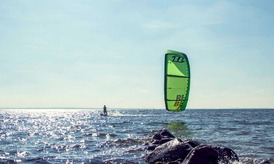 Kitesurfing Courses And Rental In Klein Zicker