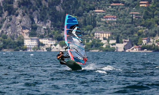 Windsurf Rental And Courses In Malcesine