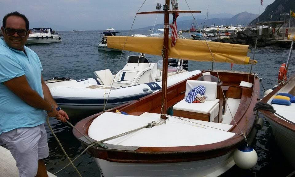 Sailing Gozo for 6 People in Capri, Campania