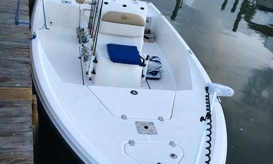 Center Console Charter In Port St. Lucie, Florida