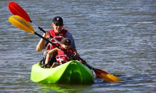Tandem Kayak Rental In Pawleys Island, South Carolina