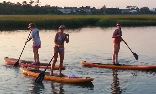 Quality Stand Up Paddleboard For Rent In Pawleys Island, South Carolina