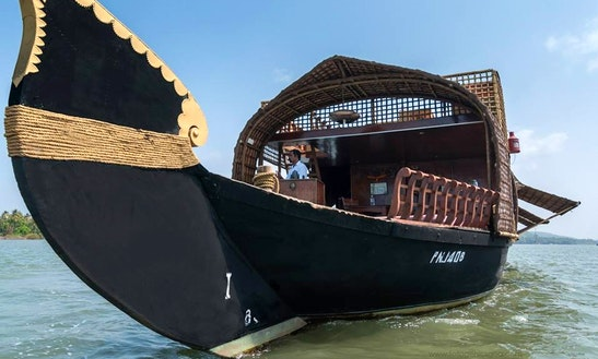 Houseboat Rental In Bambolim, India